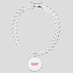 I'm not indoorsy Charm Bracelet, One Charm