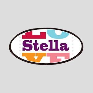 I Love Stella Patches