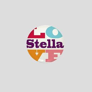 I Love Stella Mini Button