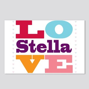 I Love Stella Postcards (Package of 8)
