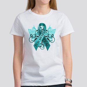 I Wear Teal for Myself Women's T-Shirt
