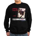 Personalized Tipawds UK Sweatshirt (dark)
