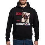 Personalized Tipawds UK Hoodie (dark)