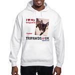 Personalized Tipawds UK Hooded Sweatshirt