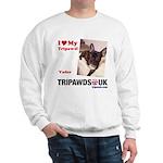 Personalized Tipawds UK Sweatshirt