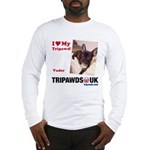 Personalized Tipawds UK Long Sleeve T-Shirt