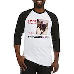 Personalized Tipawds UK Baseball Jersey