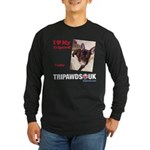 Personalized Tipawds UK Long Sleeve Dark T-Shirt