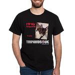 Personalized Tipawds UK Dark T-Shirt