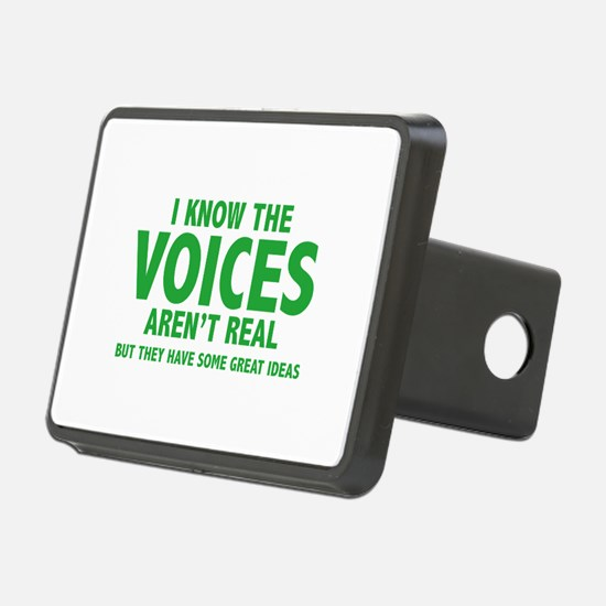 I Know The Voices Aren't Real Hitch Cover