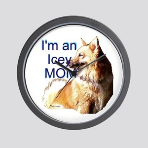 I'm an Icey MOM Wall Clock
