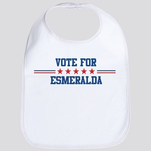 Vote for ESMERALDA Bib