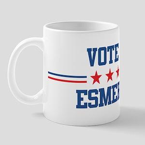 Vote for ESMERALDA Mug