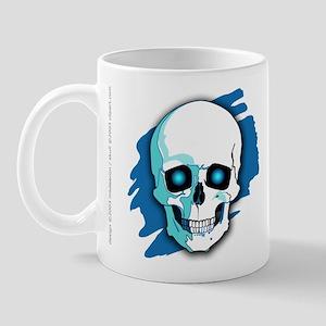 I'm Dying for Coffee Skull Mug