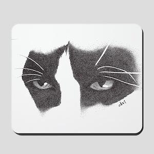 buddy mask Mousepad