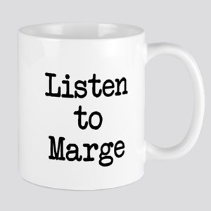 Listen to Marge Mug