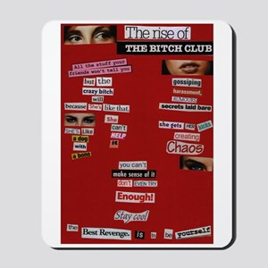 Bitch Club Mousepad