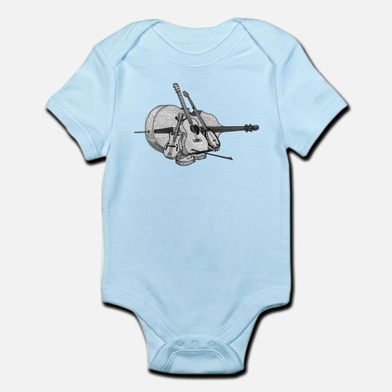 Bluegrass Infant Bodysuit