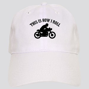 This Is How I Roll Cafe Racer Cap