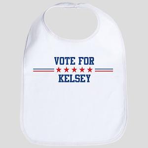 Vote for KELSEY Bib