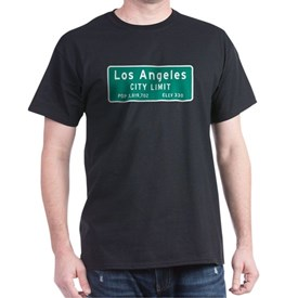 Los Angeles City Limit T-Shirt