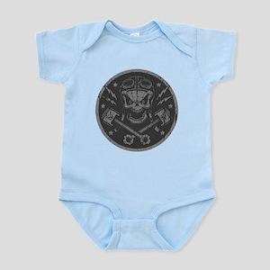 Piston Pistoff 2 -gold/silver Infant Bodysuit