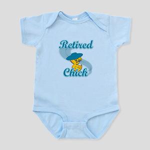 Retired Chick #3 Infant Bodysuit