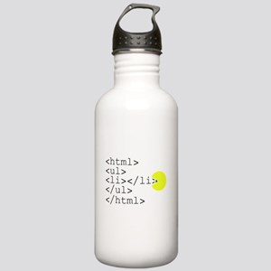 HTML Pacman Stainless Water Bottle 1.0L
