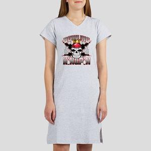Bowling Kingpin Women's Nightshirt