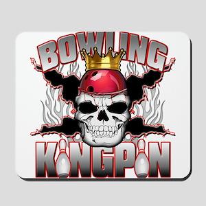 Bowling Kingpin Mousepad