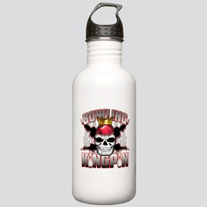 Bowling Kingpin Stainless Water Bottle 1.0L