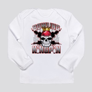 Bowling Kingpin Long Sleeve Infant T-Shirt