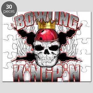 Bowling Kingpin Puzzle