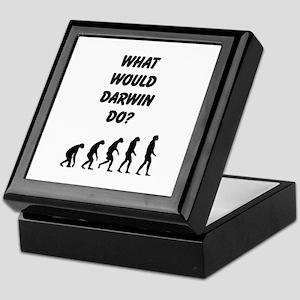 What Would Darwin Do? Keepsake Box