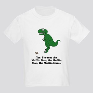 Yes I've met the Muffin Man Kids Light T-Shirt