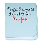 Princess Vampire baby blanket