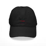 Princess Vampire Black Cap