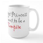 Princess Vampire Large Mug