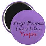 Princess Vampire Magnet