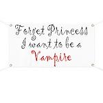 Princess Vampire Banner