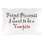 Princess Vampire Pillow Case