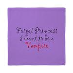 Princess Vampire Queen Duvet