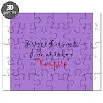Princess Vampire Puzzle