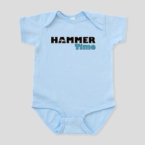 Hammer Time Infant Bodysuit