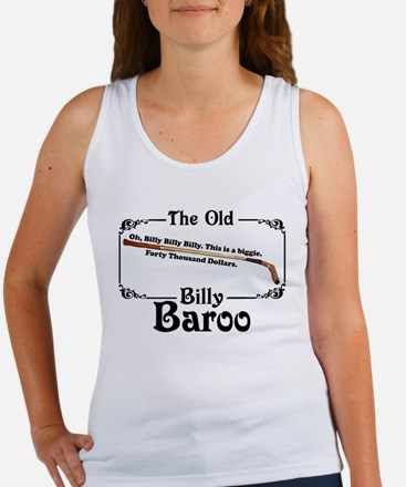 Caddyshack Billy Baroo Women's Tank Top