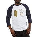 Be S'more Blueberry Baseball Jersey