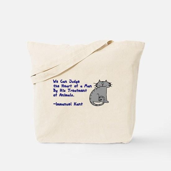 Cute Immanuel Tote Bag