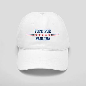 Vote for PAULINA Cap