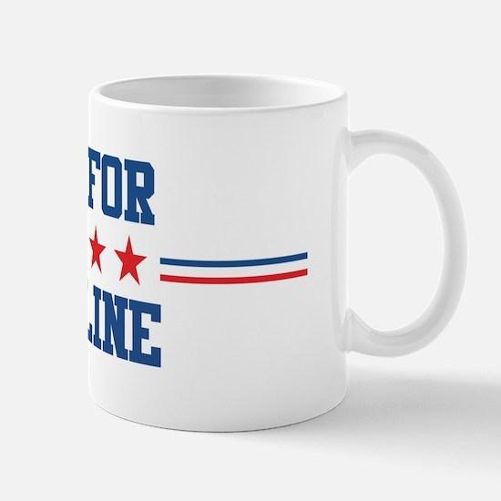 Vote for CHARLINE Mug