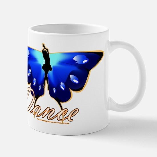 Butterfly Dance Mug